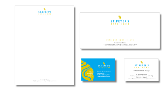 St. Peters Stationary