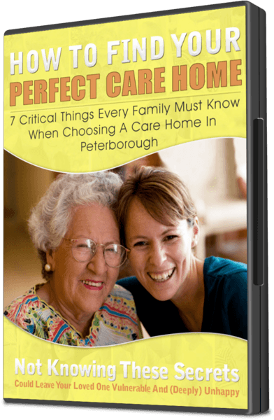 Care Home Promotional DVD production