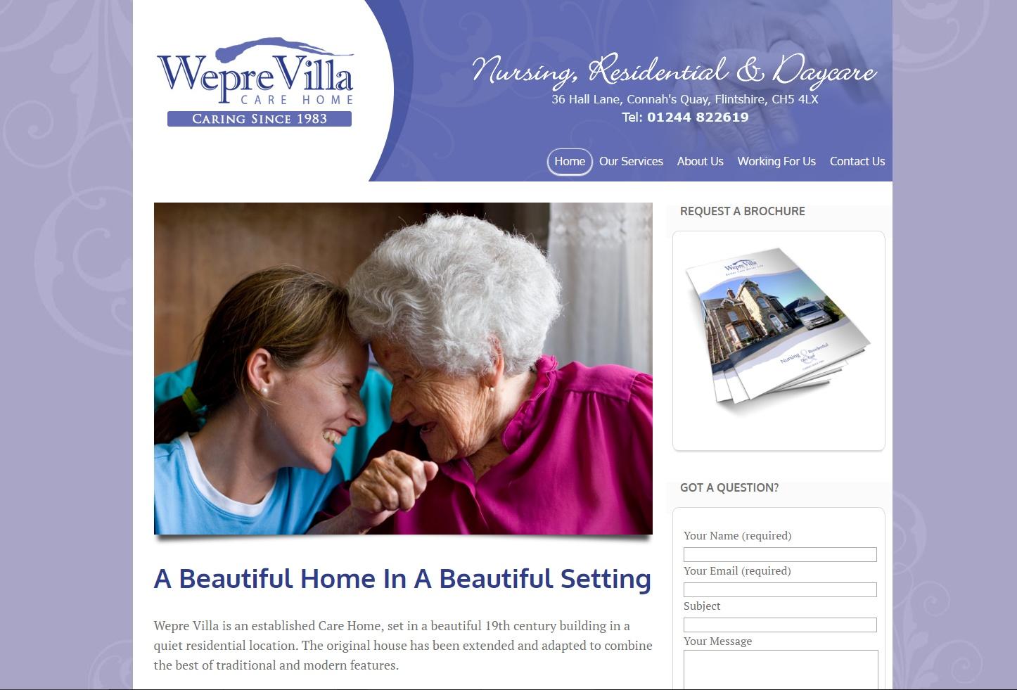 weprevilla-care-home